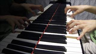 If We Hold on Together(The Land Before Time) on Piano