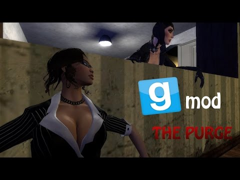 WHERE DID HE GO? (Gmod The Purge #3)