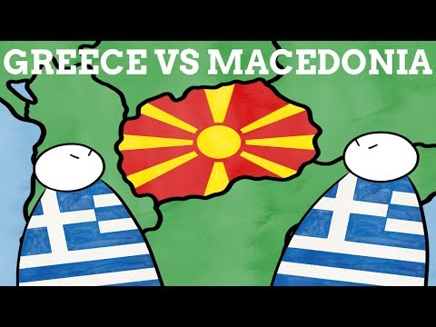 Why Does Greece Dislike The Name Of Macedonia?
