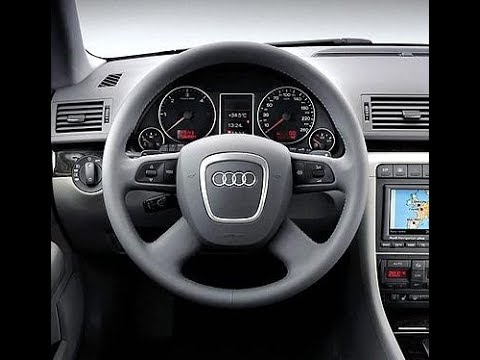 d montage du volant airbag audi a6 a4 a5 a3 a8 q7 youtube. Black Bedroom Furniture Sets. Home Design Ideas