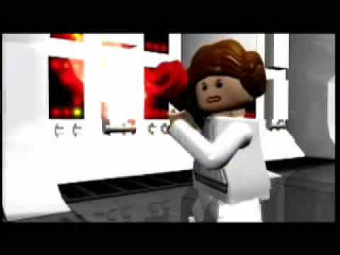 LEGO Star Wars: The Complete Saga Trailer