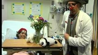 Doc Willikers, Therapeutic Clown Doctor, B.C. Children's Hospital