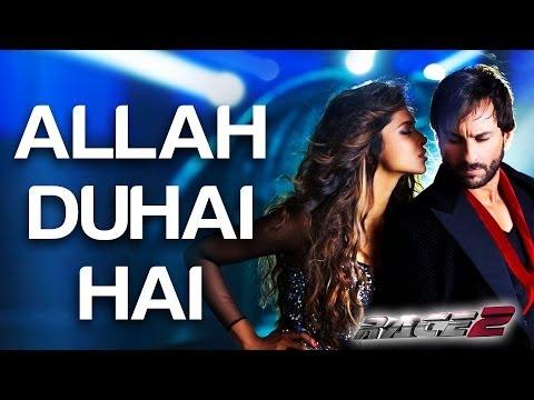 Allah Duhai Hai Song Video - Race 2 I Saif, Deepika, John, Jacqueline, Anil Kapoor & Ameesha