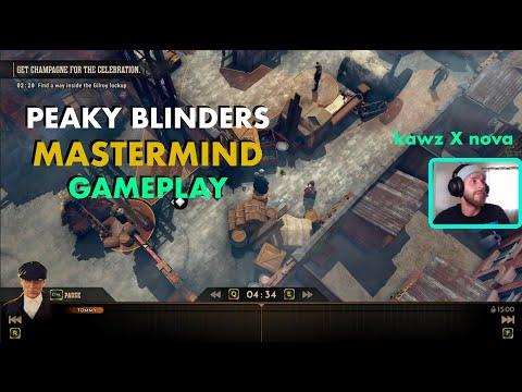 Peaky Blinders Mastermind - PC Gameplay  