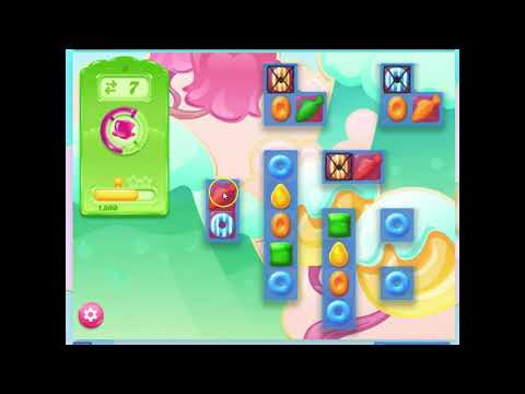 Candy Crush Jelly, Level 3 Audio Talkthrough, 0 Boosters