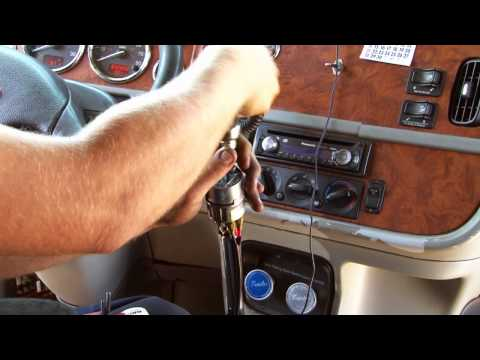 How to install a gear shift knob for a 13 & 18 speed transmission (Part 2) | Installation Video