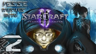Starcraft 2: Heart of the Swarm (Part 2) - Back in the Saddle