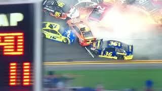 NASCAR Race just happened today at Daytona 500