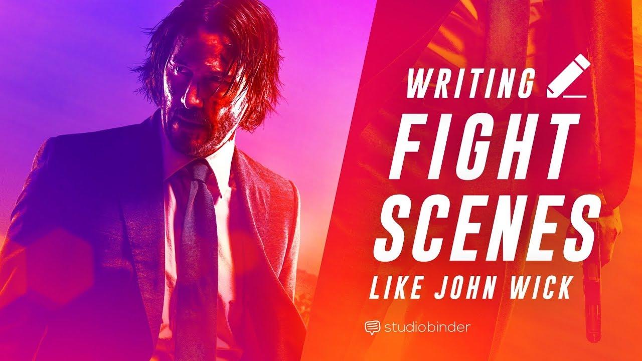 How to Write Fight Scenes like John Wick #johnwick #screenwriting  #filmmaking