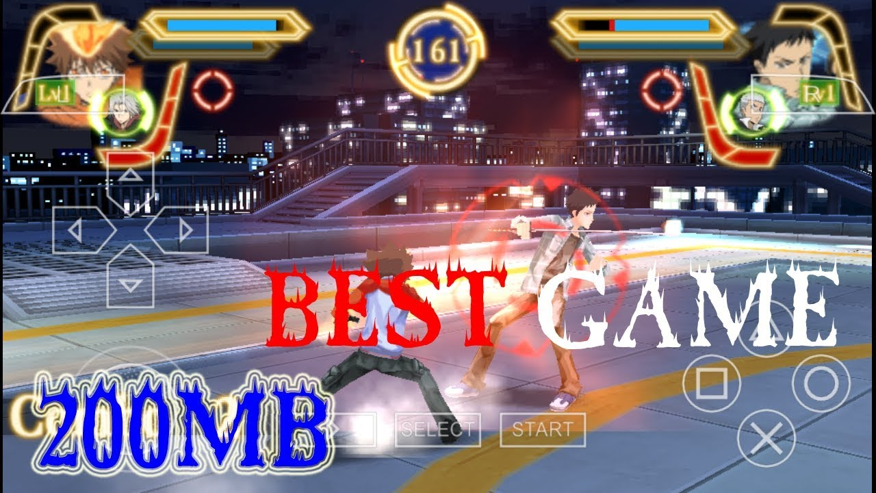 How To Download Hitman Reborn In Android Ppsspp Gold 100 Best