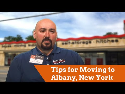 Moving to Albany, New York