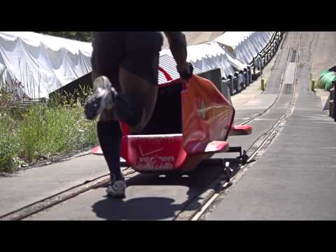 Road to History - Akwasi Frimpong's Journey to the 2014 Olympics