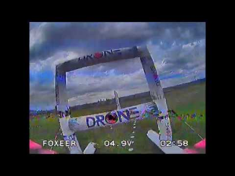 First Place - Luxemburgish Drone Championship 2019!!