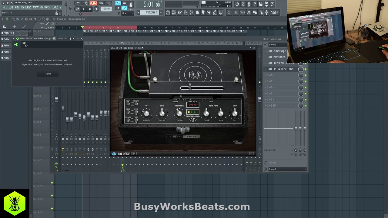 Can You Use UAD Plugins in FL Studio?