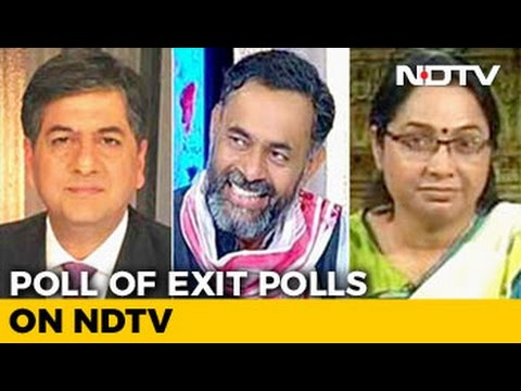 Assembly Elections 2017: Polls Of Exit Polls - BJP To Get Majority In UP?