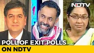 assembly elections 2017 polls of exit polls bjp to get majority in up?