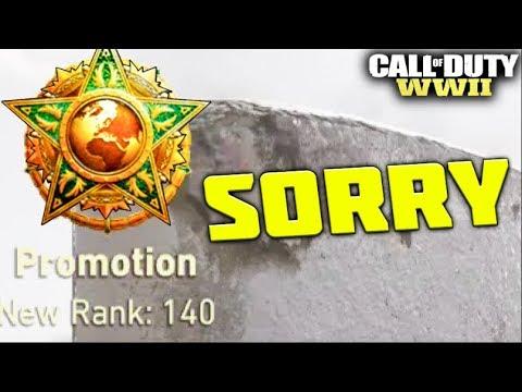 """WW2 - LEVEL 140 """"I'm Sorry"""""""