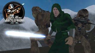 Star Wars Battlefront II Mods (PC) HD: Pax Empiricae - Kashyyyk: Highlands
