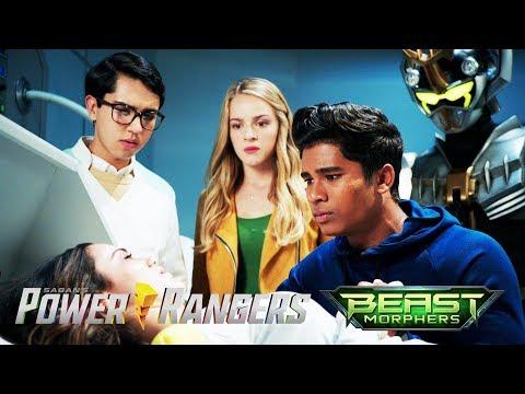 "Roxy Awakens | Power Rangers Beast Morphers Episode 19 ""Target: Tower"""