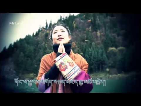 new tibetan song Long life H.H Lama