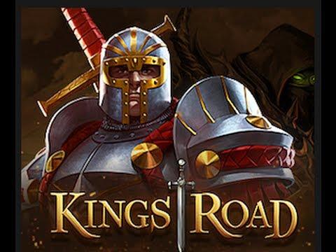Kings Road ( F2P Browser RPG ) Review Gameplay Mac & PC