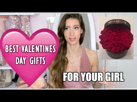 ♥ BEST VALENTINES DAY GIFTS FOR YOUR GIRL ♥ That Will Knock Her Socks Off