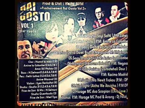 Extrait De Compil Gosto Rai Vol1  AVM By Maestro Youcef