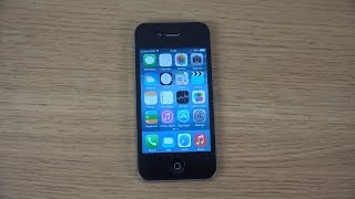 iPhone 4S iOS 8 Beta 4 - Review (4K)