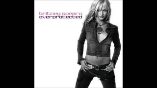 Britney Spears - Overprotected (Darkchild Remix) (Instrumental)
