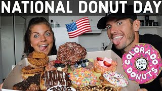 National Donut Day Special - Best Donuts In La!!
