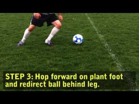 Уроки футбола с неймаром