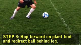Финт Неймара Вариация Уроки футбола