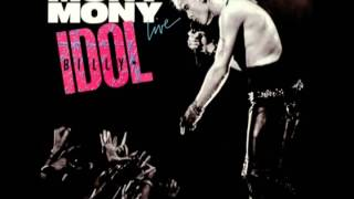 billy Idol-Mony Mony+Lyrics