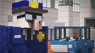 незадача - A Minecraft Animation Rus DUB (русский дубляж)