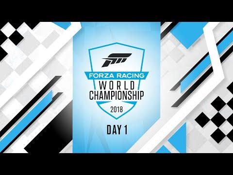 Forza Racing World Championship – Semifinals