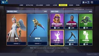 New ITEM SHOP COUNTDOWN | January 12th New Skins - Fortnite Item Shop Live