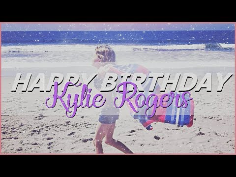 Kylie Rogers I Lived Happy Birthday ♥