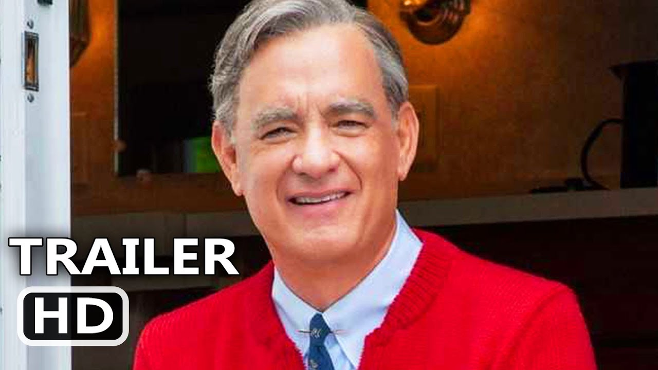 A Beautiful Day In The Neighborhood Official Trailer 2019 Tom Hanks Fred Rogers Biopic Movie Hd Youtube