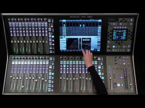 SSL Live Console Overview