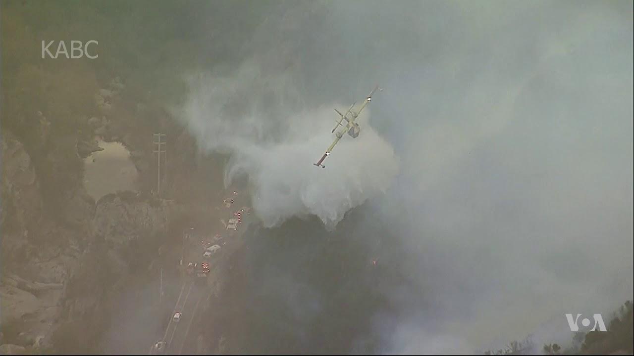 44 Dead in California Fires