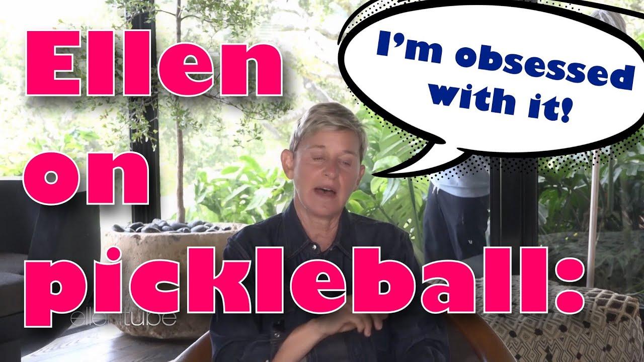 Ellen is Obsessed!