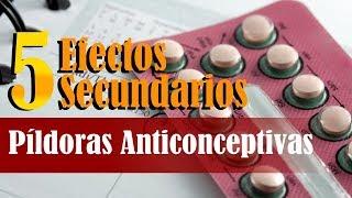 por anticonceptivos de coágulos sangre causados