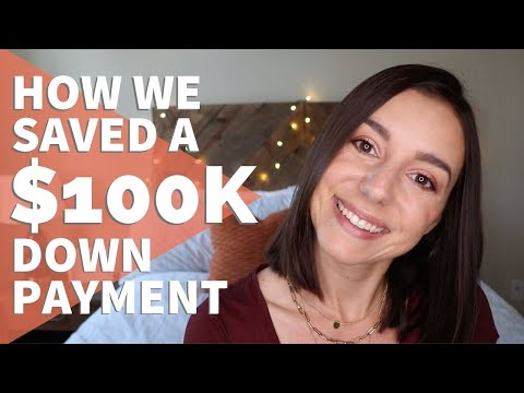 Our Down Payment Journey - How We Saved More Than $100k for a Down Payment
