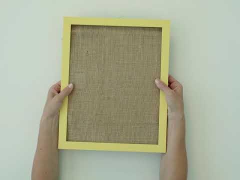 Burlap Decor for Your Classroom