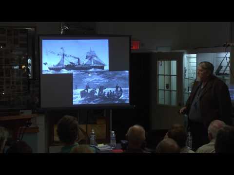 February 10, 2015 History Lecture: Civil War Blockade Runnering Along the Texas Coast