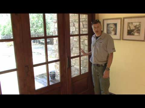 Slick Bi-Folding French Doors Demo