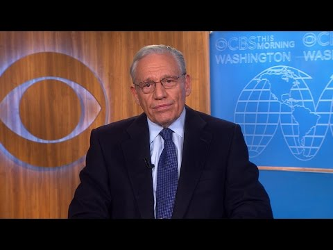 Bob Woodward on investigation into Russian influence on election