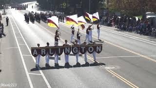 Video Arlington HS - His Honor - 2017 Riverside King Band Review download MP3, 3GP, MP4, WEBM, AVI, FLV Maret 2018