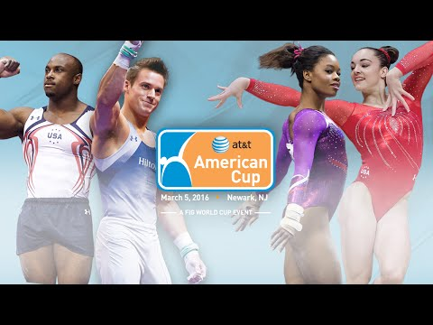 2016 AT&T American Cup - International Feed