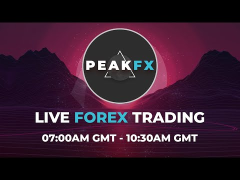 Live Forex Trading For Beginners & Advanced : London Session – Tuesday 15th June 2021